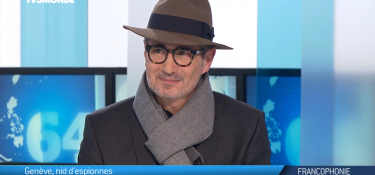 Interview Mark Zellweger TV5 Monde 15.02.2018